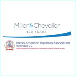 The British-American Business Association invites you to join a video roundtable Hosted by BABA Member Miller & Chevalier: U.S. and U.K. White Collar Investigations and Compliance During COVID-19